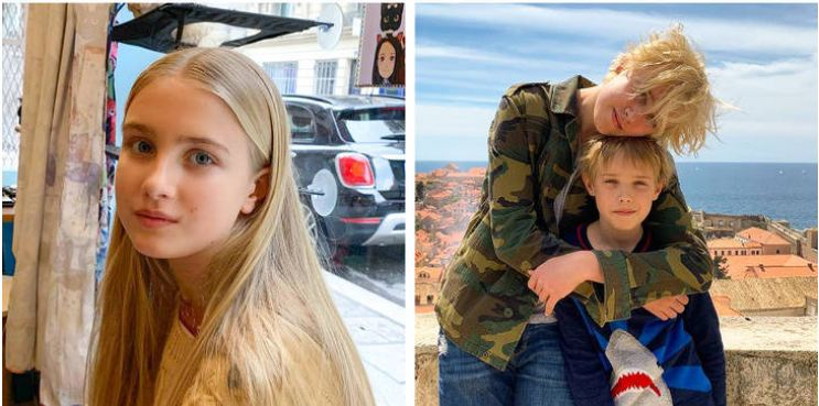 12 Celebrity Children Who Are As Beautiful As Their Mothers