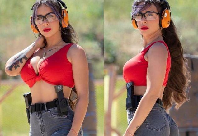 The Queen Of Guns Orin Julie