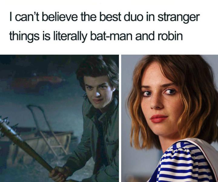 "Finally, ""Stranger Things"" Memes! - Barnorama"