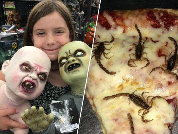 30 Scary, Weird, Strange And Creepy Photos