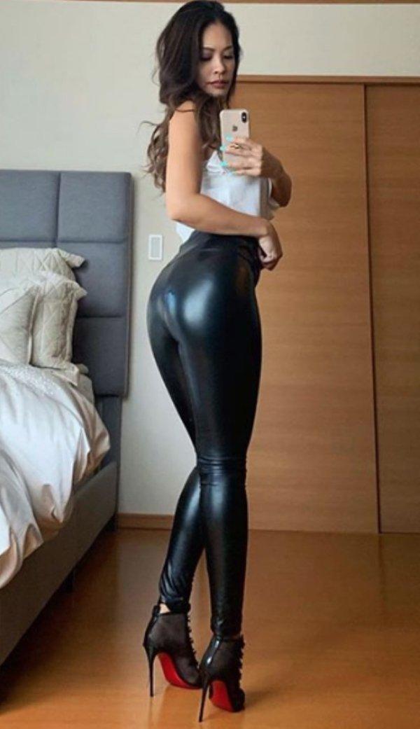 Sexy girls in latex