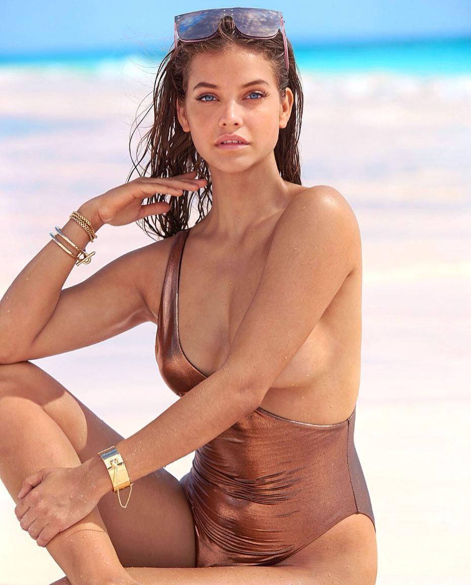 Hot Barbara Palvin Victoria's Secret Bra - Barnorama