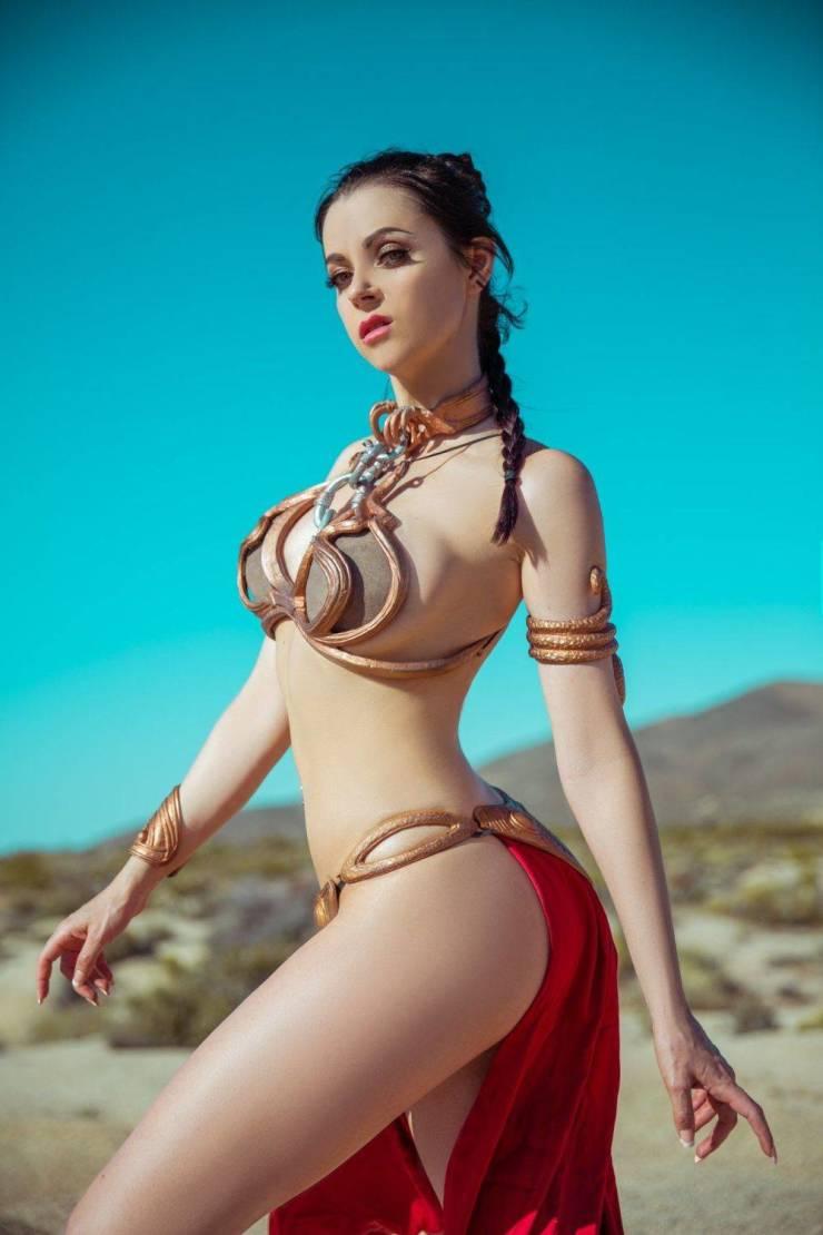 Meg Turney Star Wars Boudoir Lewds (4) - DirtyShip.com