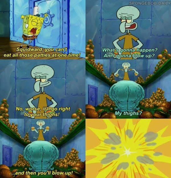 20 Hilarious Sponge Bob, Square Jokes