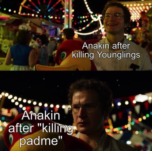 "35 Funny ""Star Wars"" Prequel Memes"