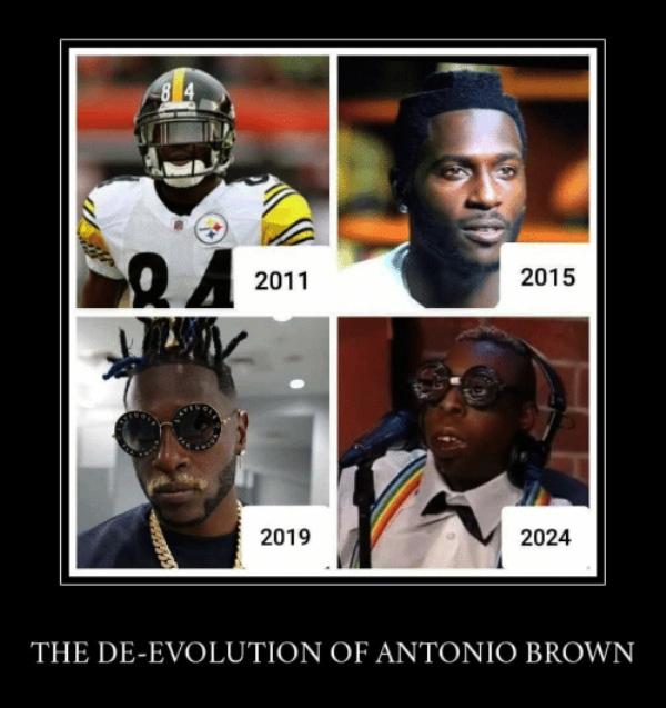 Antonio Brown Memes >> 34 Antonio Brown Memes To Help Us Make Sense Of All This