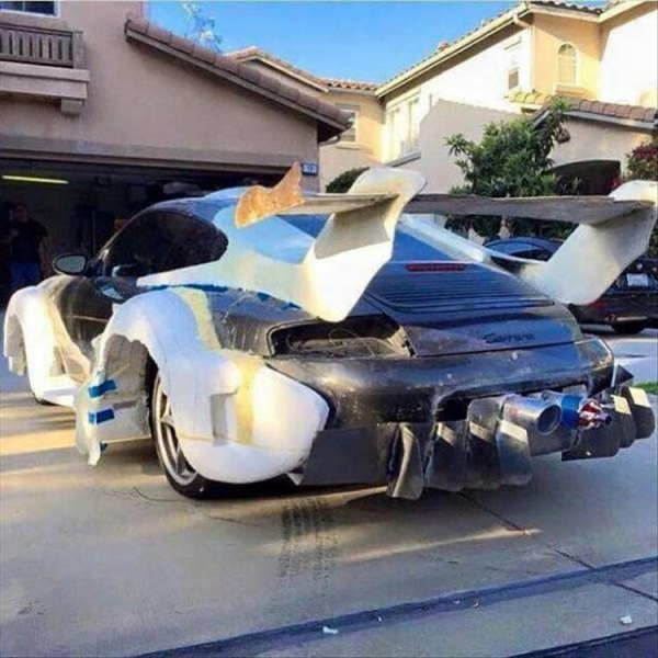 50 Most Weird Looking Vehicles Ever Made
