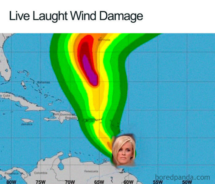 20 Funny Memes About Tropical Storm Karen Already Looking ...