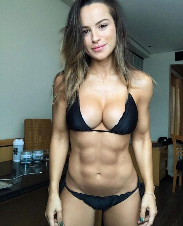 Girls With Abs Are Sexy Barnorama