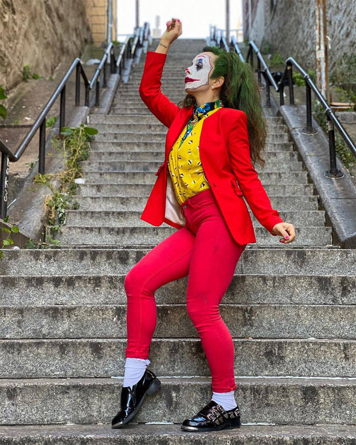 """""""The Joker"""" Stairs In New York Have Become A Big Tourist"""