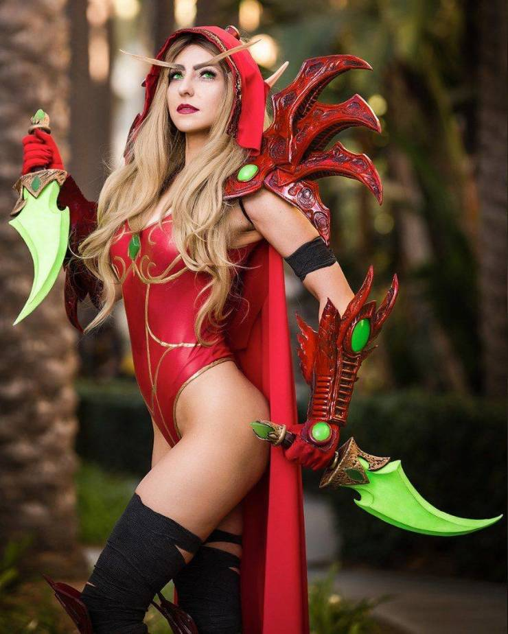 Cosplay Sexy 11 36