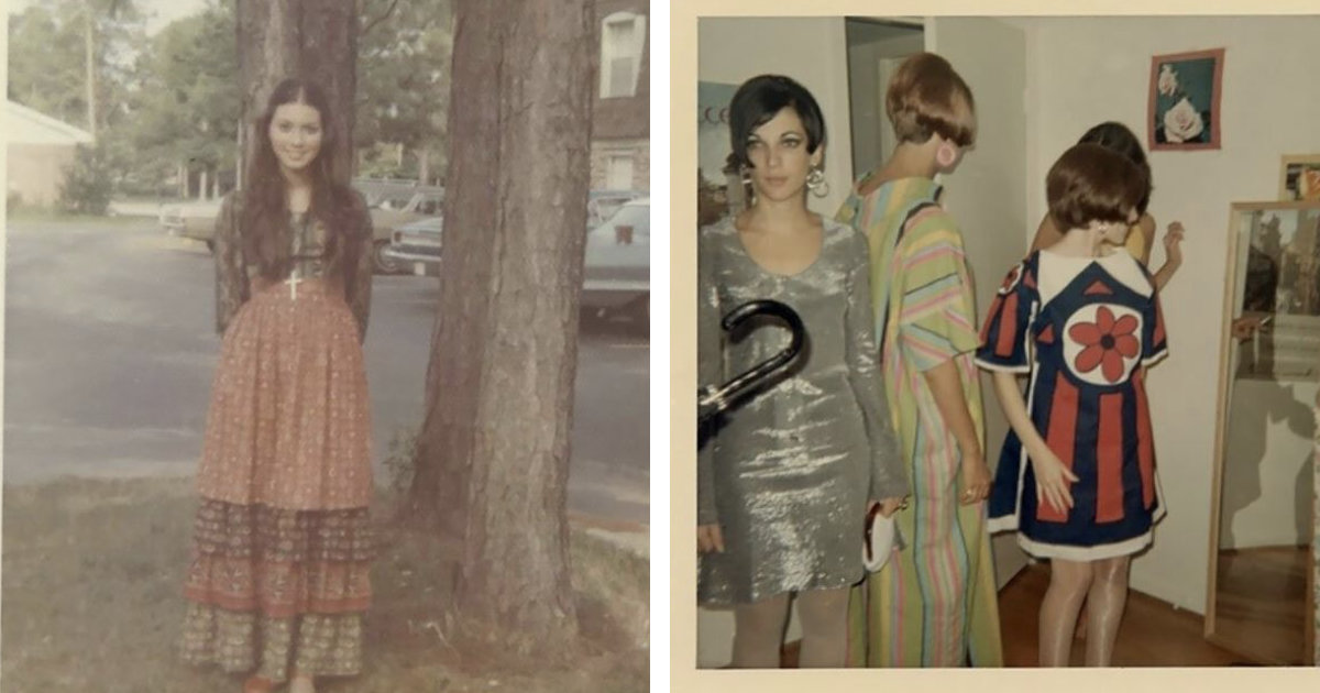 25 Rare And Cool Polaroid Prints Of Teen Girls In The 1970s