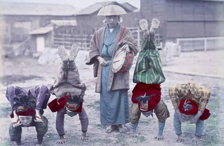 24 Rare Photos Of Japan 130 Years Ago