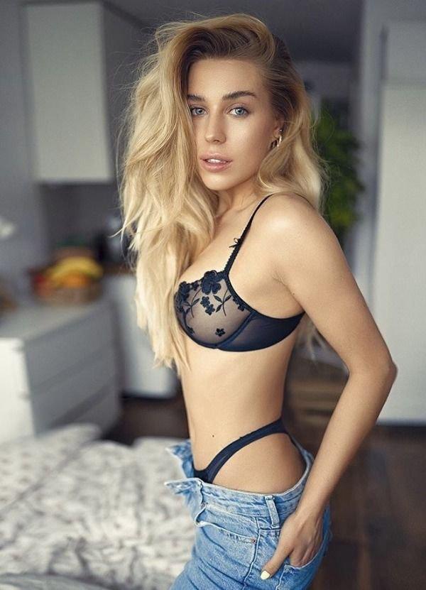 40 Sexy Girls In Denim - Barnorama