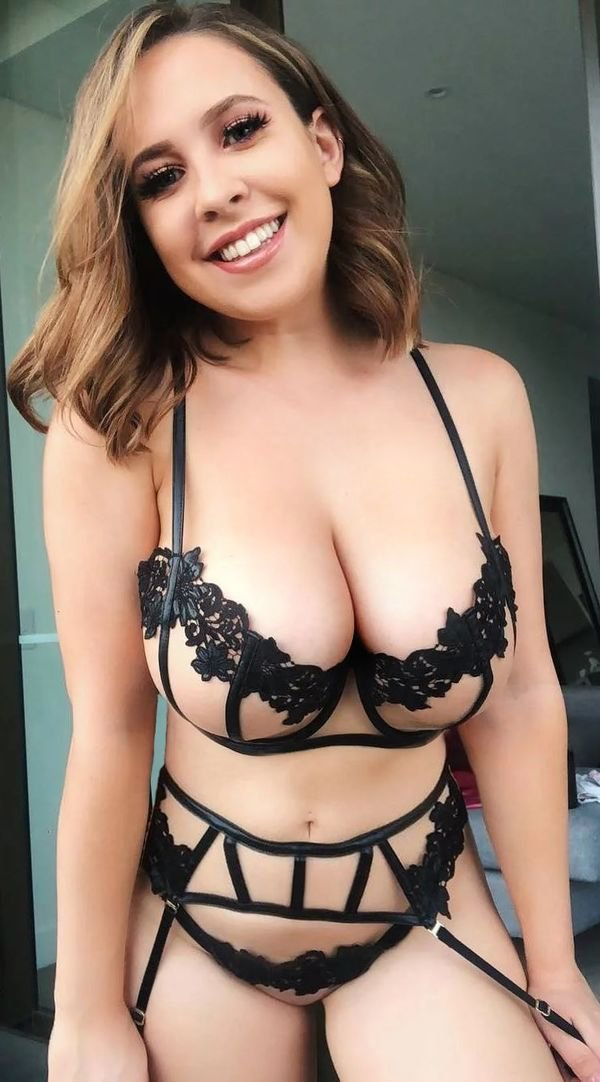Sexy girls in bra