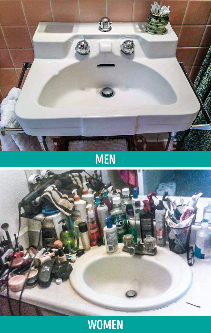15 Photos Prove That Men And Women Just Can't Understand ...