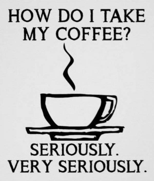30+ Funny Coffee Memes - Barnorama