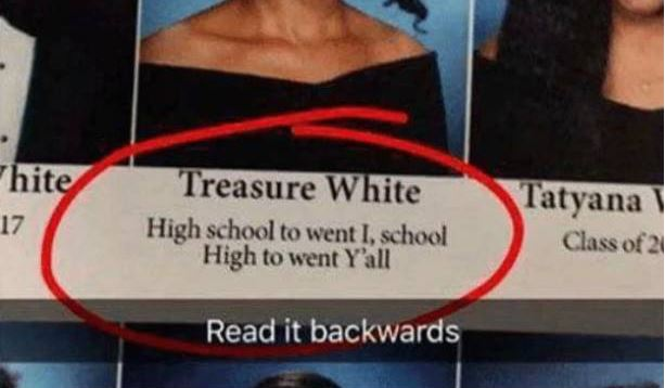 30+ Photos Prove That High School Is An Incredibly Strange Place