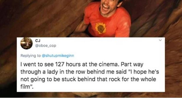 25 Odd Things Overheard At Movie Theaters