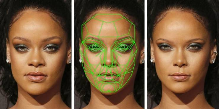 20 Celebrities With Their Faces Changed To Fit The Golden Ratio Standard