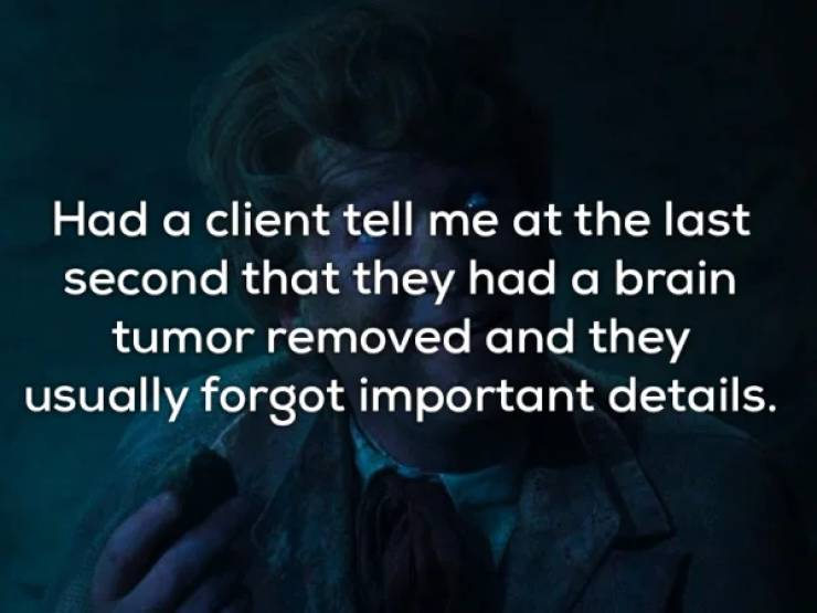 17 Lawyers Reveal The Weirdest Cases They've Ever Seen