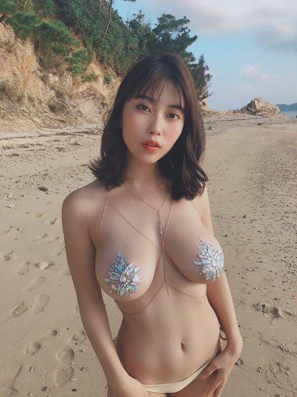 30+ горячих и сексуальных азиатских красоток - Barnorama