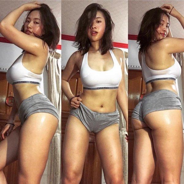 34 красивых и сексуальных девушки - Barnorama