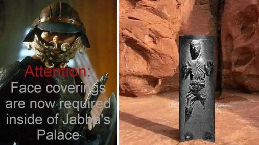38 веселых мемов из «Звездных войн» — Барнорама