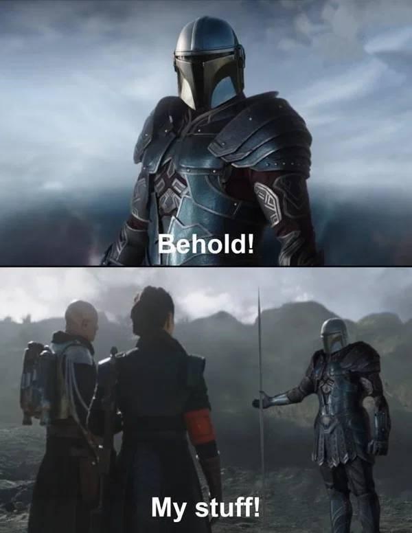 38 веселых мемов из «Звездных войн» - Барнорама