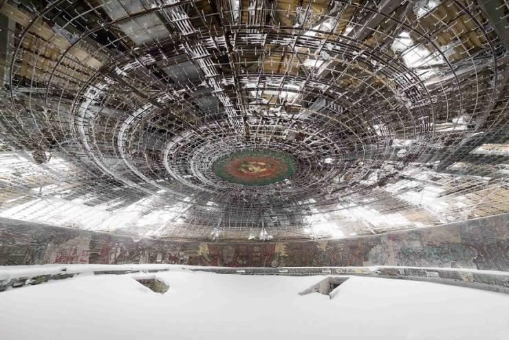 34 потрясающих фотографии забытых мест — Barnorama