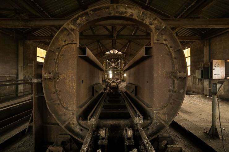 34 потрясающих фотографии забытых мест - Barnorama