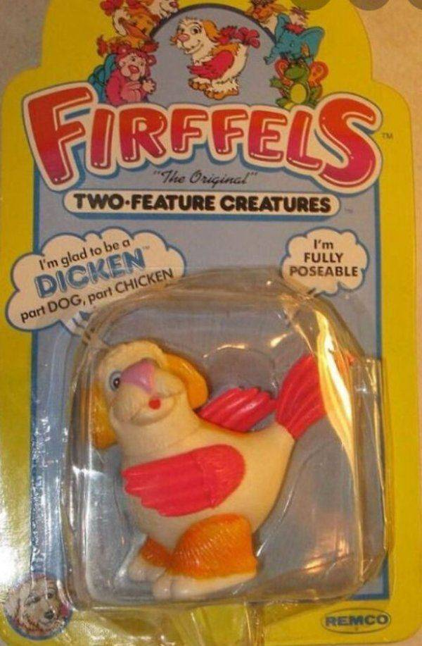 25 ужасных и странных игрушек для детей - Барнорама