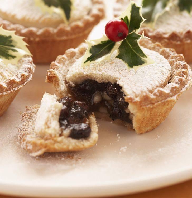 28 вкусных зимних праздничных угощений со всего мира - Barnorama