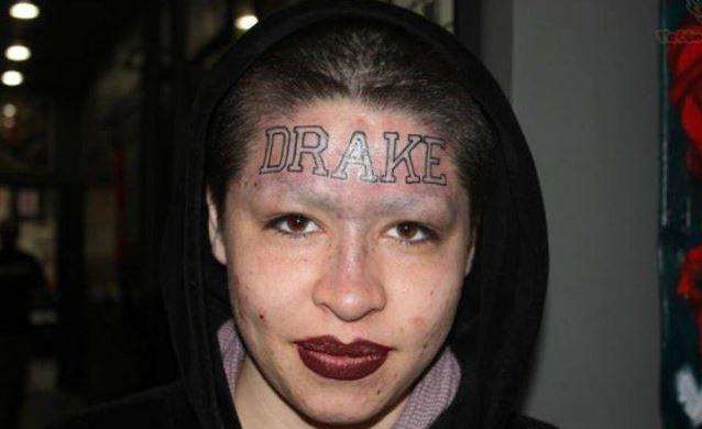 21 действительно плохая татуировка на лице — Barnorama