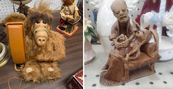 30+ забавных и странных находок в комиссионных магазинах — Barnorama