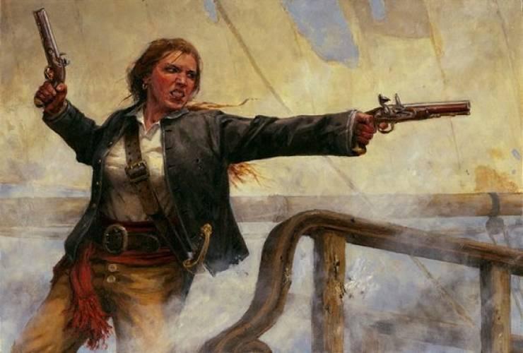 20 удивительных фактов о пиратах!  — Барнорама