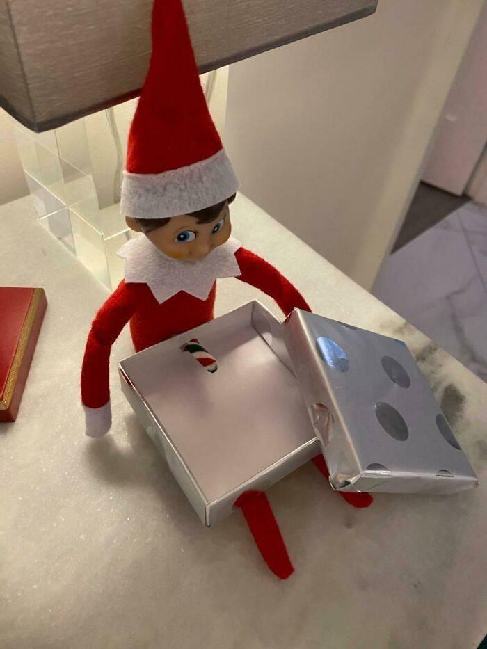 Более 40 фотографий доказывают, что рождественский юмор по-прежнему силен - Barnorama