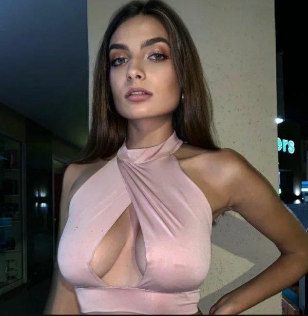 32 сексуальные девушки, которым немного холодно - Барнорама