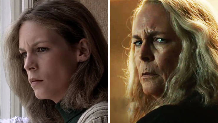 How Popular Female Characters Changed Over The Years - Barnorama