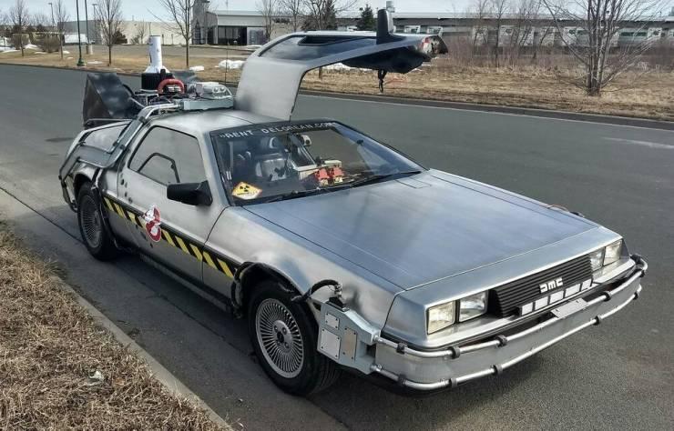 """41 веселая фотография из """"автомобильного юмора"""" - Barnorama"""