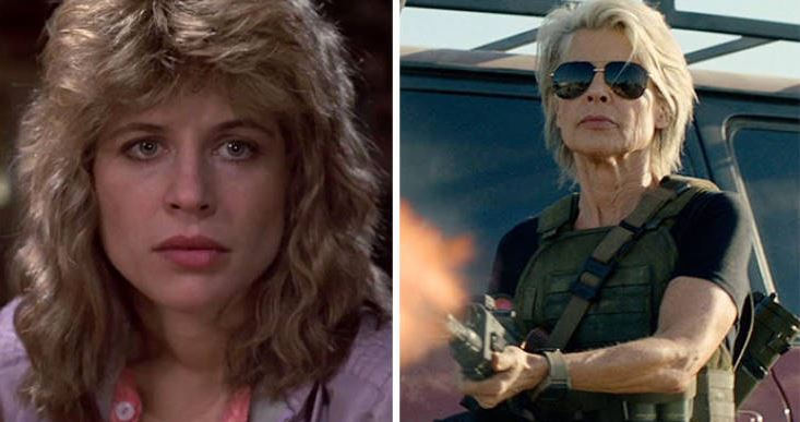How Popular Female Characters Changed Over The Years — Barnorama