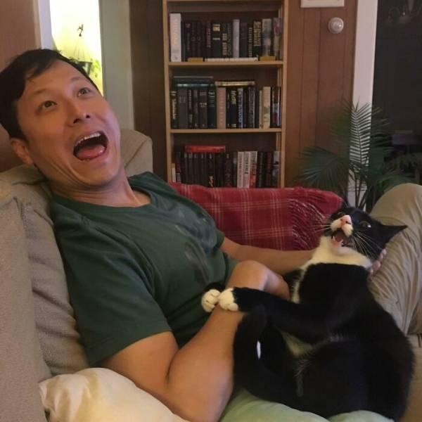 50 забавных фотографий домашних животных, которые вызовут улыбку - Barnorama