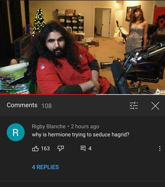 57 Проклятых комментариев - Барнорама