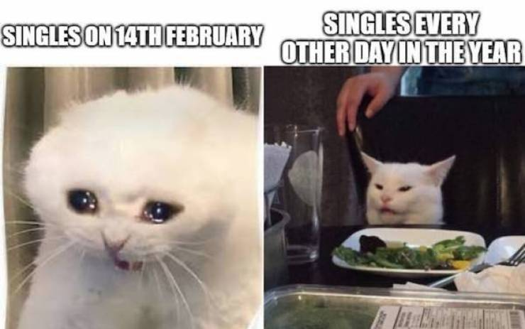 28 таких одиноких мемов - Barnorama
